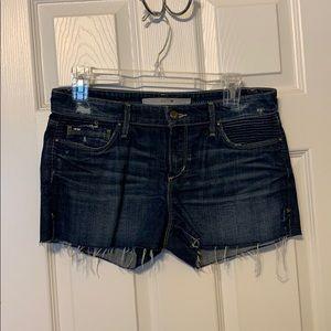 Joe's Jean Shorts Karrie Cut Offs size 27